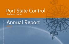 """2016 Paris MoU Annual Report """"Seafarers matter"""""""