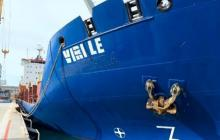 M/V VIRILE IMO 9012795 Caught in the Net